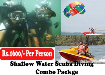 shallow Water Scuba Combo