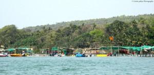 tsnami island