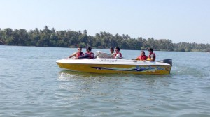Speed Boat 1